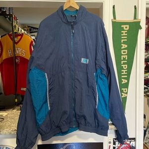 Vintage Mens XL Nike Full Zip Windbreaker Jacket